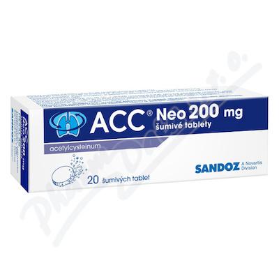 ACC 200 NEO 200mg tbl.eff.20x200mg