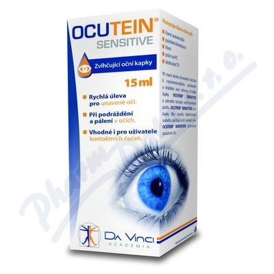 Ocutein Sensitive oční kapky DaVinci 15ml