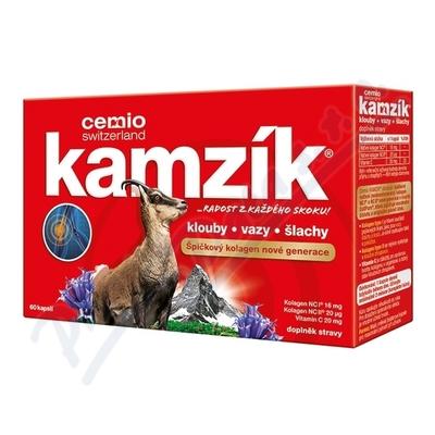 Cemio Kamzík cps.60 2013