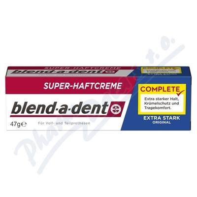 Blend-a-Dent upev.krém Original Complete 47g