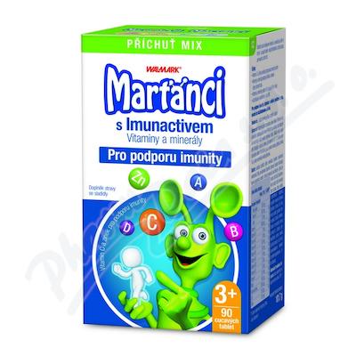 Walmark Marťánci Imuno MIX tbl.90