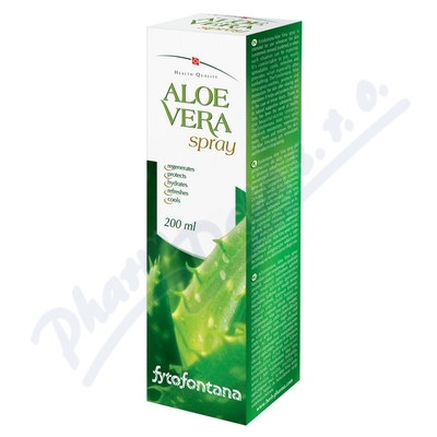 Fytofontana Aloe Vera spray 200 ml