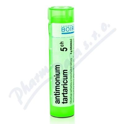 Antimonium Tartaricum 5CH gra.4g