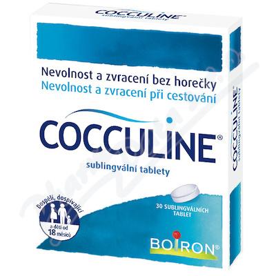 Cocculine tbl.slg.30