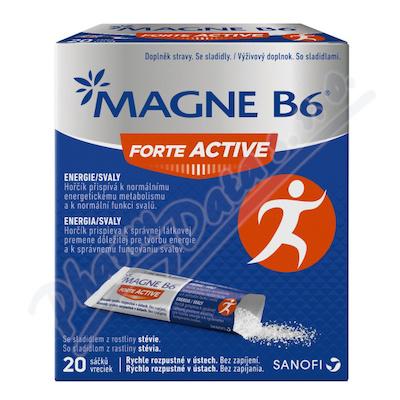 Magne B6 Balance B9 powd. stick 20