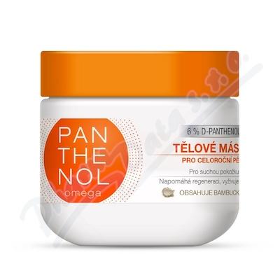 Panthenol Omega Tělové máslo 6% 300ml