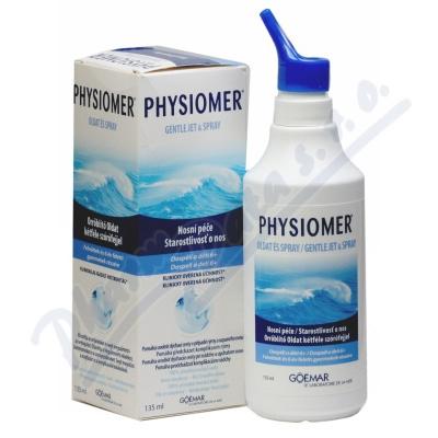 Physiomer Gentle Jet&Spray 135ml