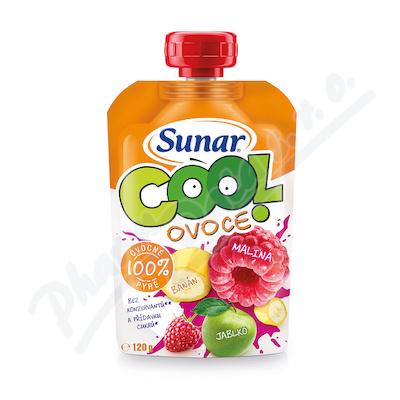 Sunar Cool ovoce malina banán jablko 120g