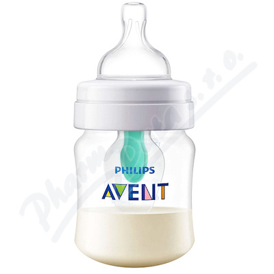 AVENT Láhev Anti-colic 125ml s ventilem AirFree