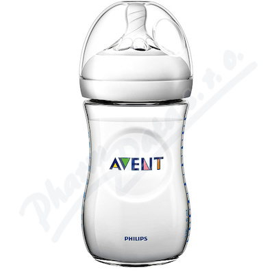 AVENT Láhev Natural 260ml