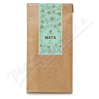 Allnature Čaj Máta nať 250 g