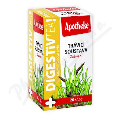 Apotheke DigestivTea Trávicí soustava čaj 20x1.5g