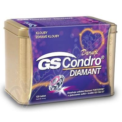 GS Condro Diamant tbl.120 dárek 2019