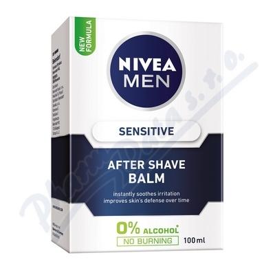 NIVEA MEN balzám po hol.Sensitive 100ml 81306