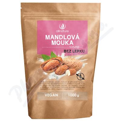 Allnature Mandlová mouka natural 1000 g