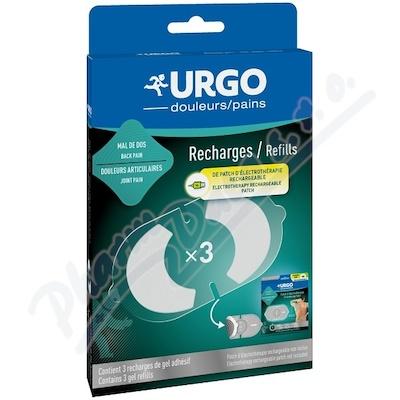 URGO Náhradní gelové podložky 3ks