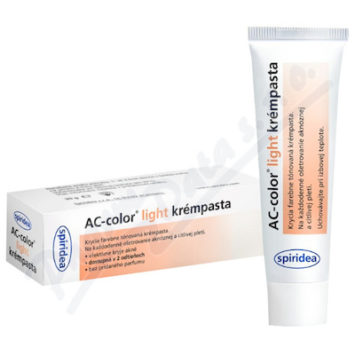 AC-color light krémpasta 30g