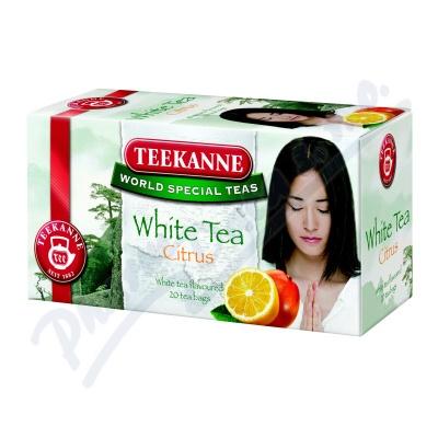 TEEKANNE White Tea Citrus n.s.20ks