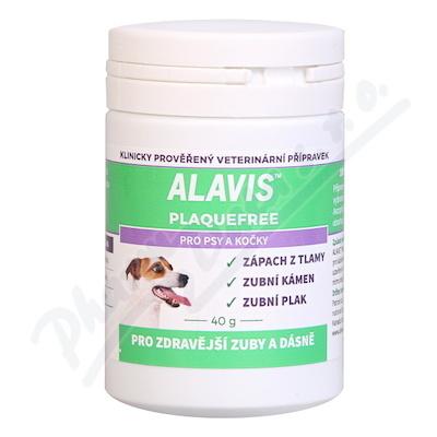 ALAVIS PlaqueFree 40g