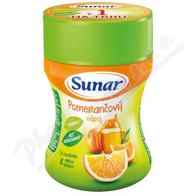 Sunárek rozpustný nápoj pomerančový 200g