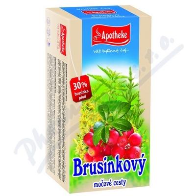 Apotheke Brusinkový čaj nál.sáčky 20x1.5g